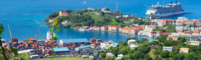 Flights to Grenada
