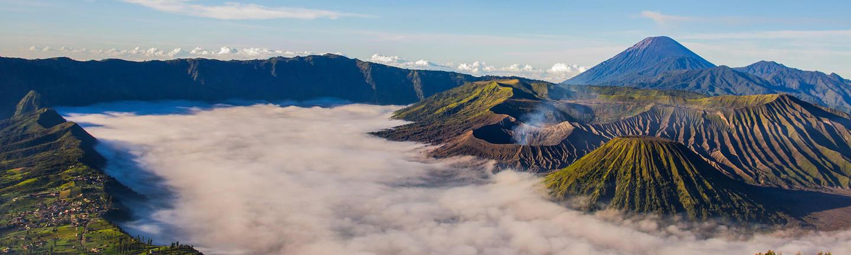 Flights to Indonesia