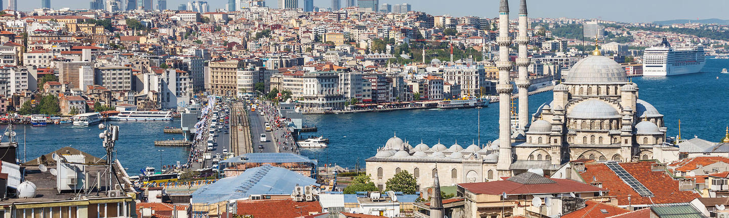 Flights to Istanbul