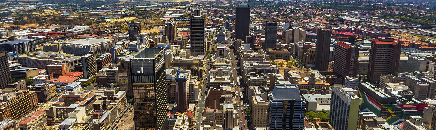 Flights to Johannesburg