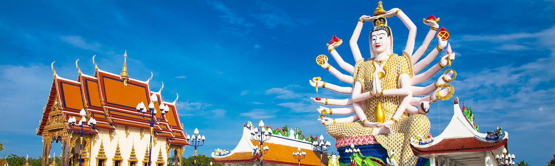 Flights to Koh Samui