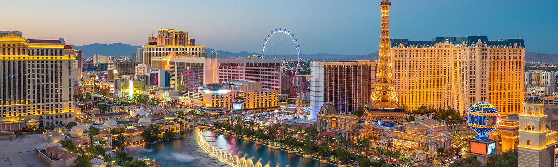 Flights to Las Vegas