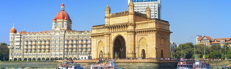 Flights to Mumbai