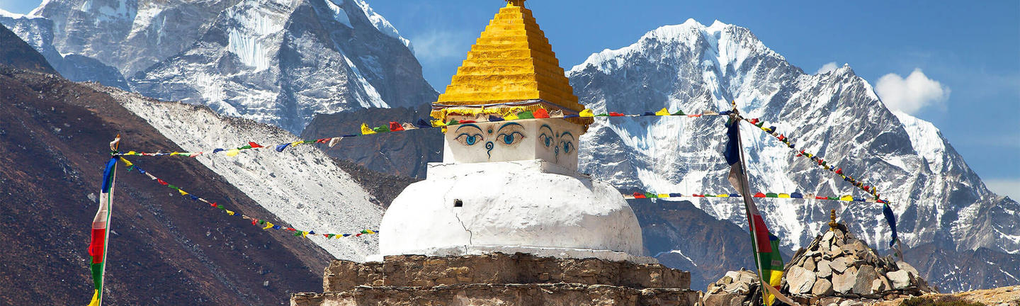 Flights to Nepal