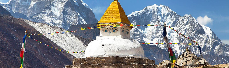 Flights to Nepal