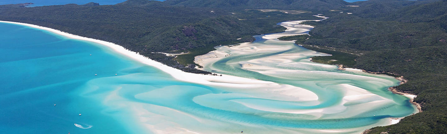 Flights to Queensland