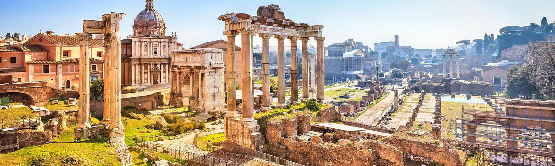 Flights to Rome