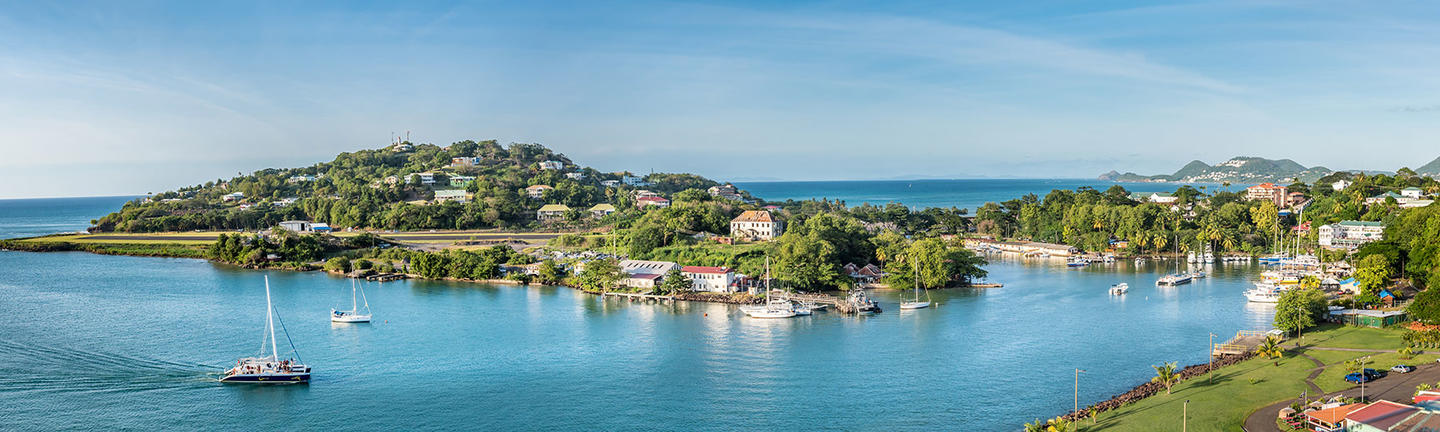 Flights to St Lucia
