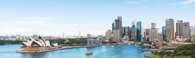 Flights to Sydney