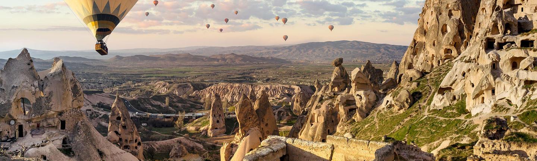 Flights to Turkey