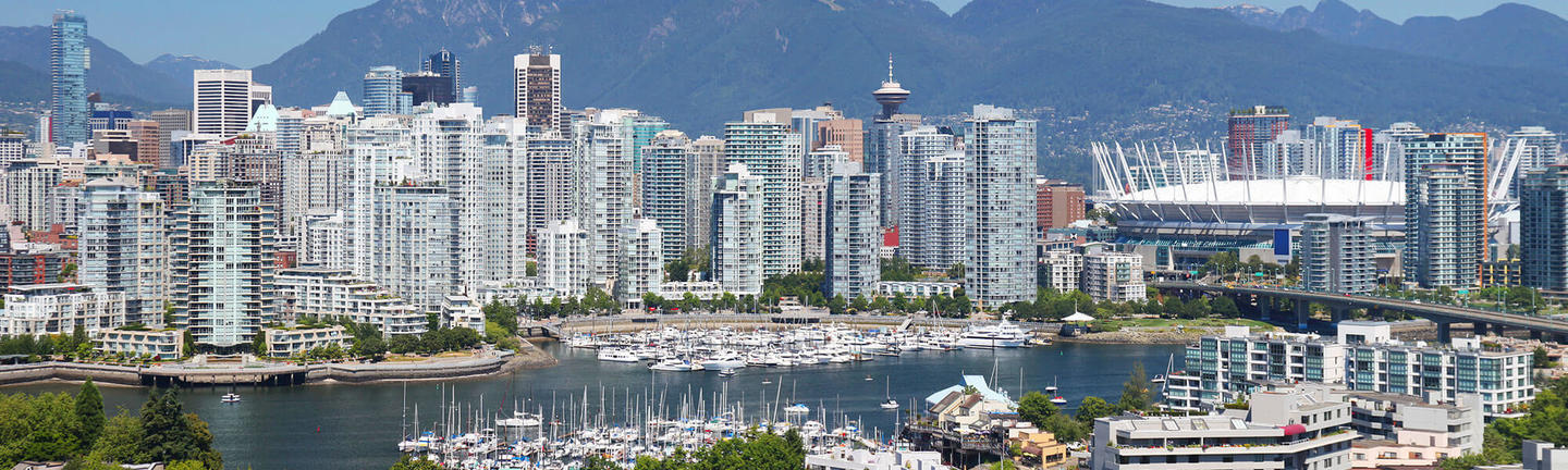 Flights to Vancouver