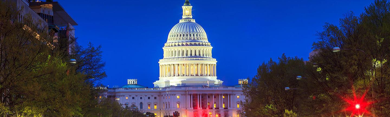 Flights to Washington DC