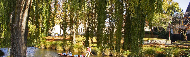 River Avon Christchurch