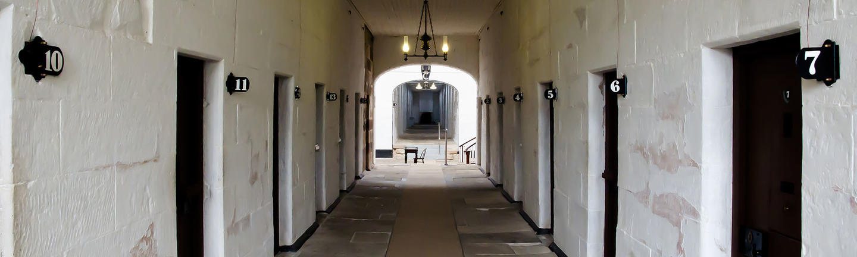 Inside Port Arthur