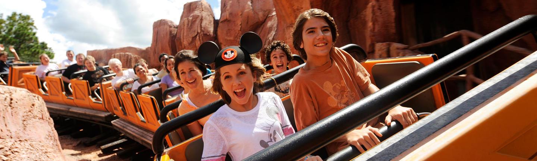 Magic Kingdom ride