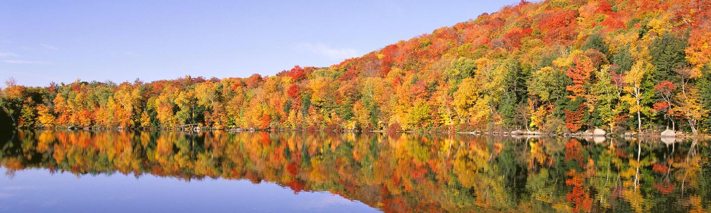 New England foliage, holidays by season