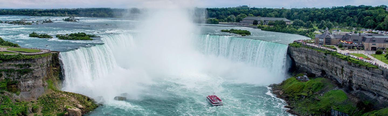 Horseshoe Falls, Niagara, Ontario, Canada