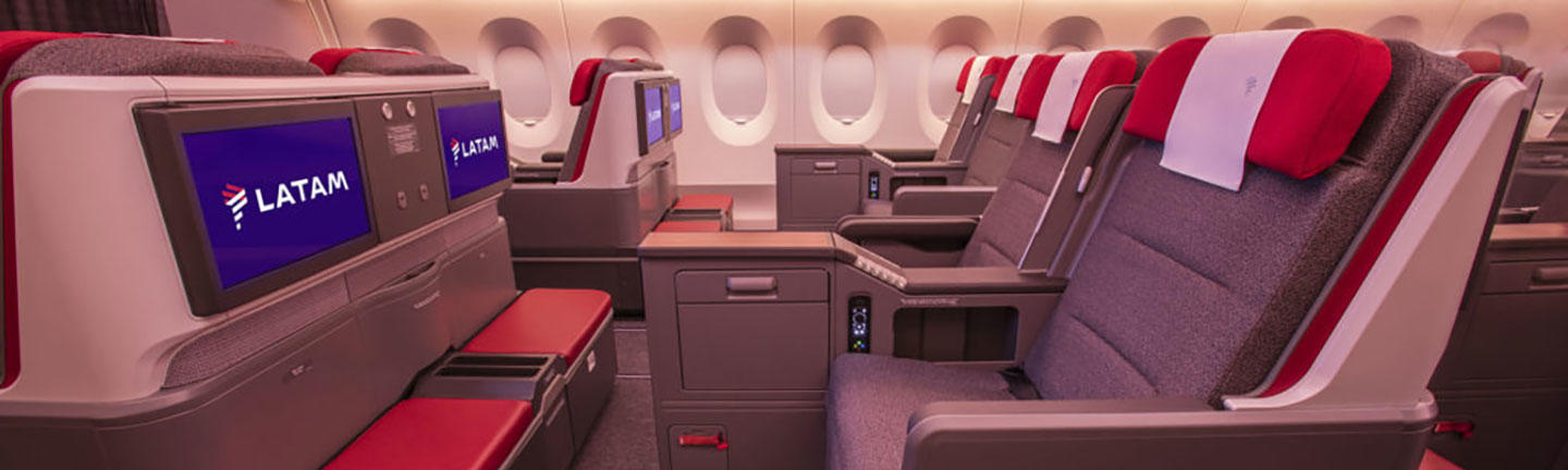 LATAM Airlines Premium Business