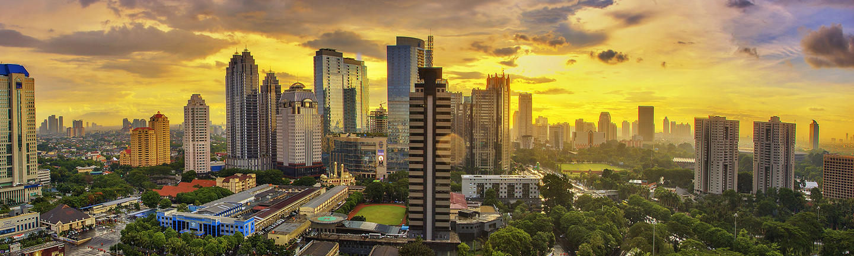 London to Jakarta flights