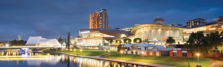 River Torrens, Adelaide