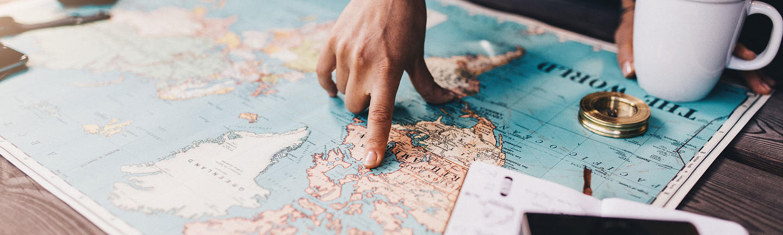 Travel planning coronavirus