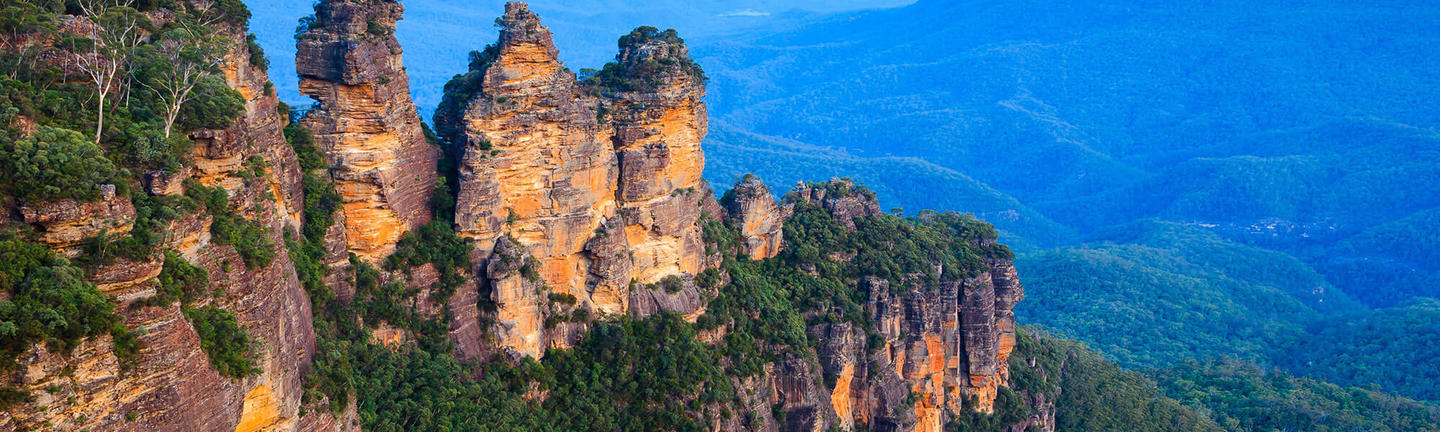 Blue Mountains, Three SIsters, New South Wales