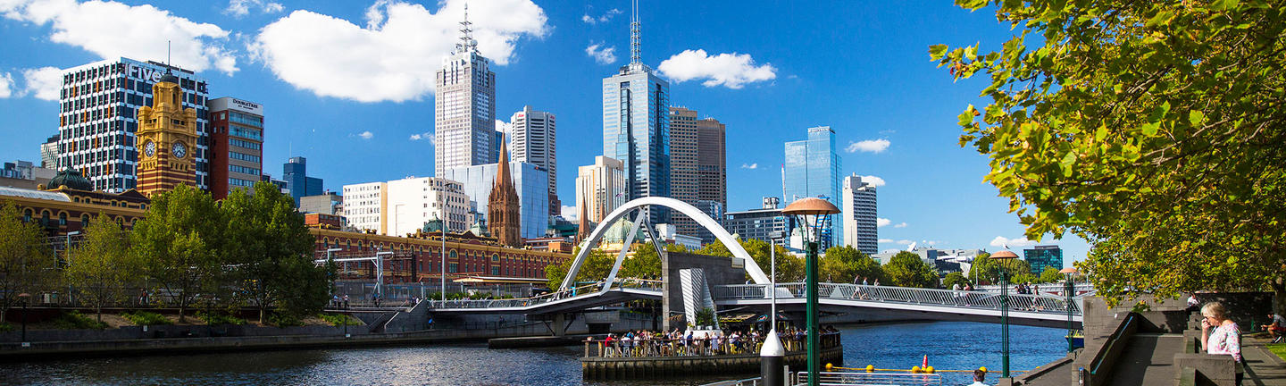 Southbank, Melbourne, credit: Josie Withers