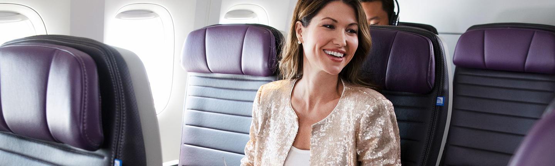 United Airlines Premium Economy