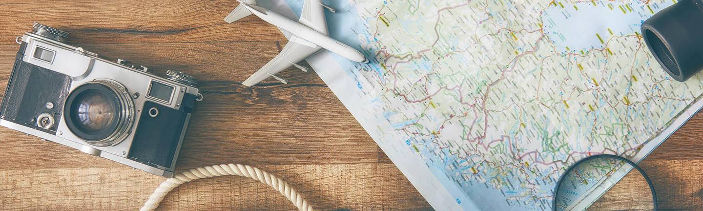 Planning for tailor-made holidays