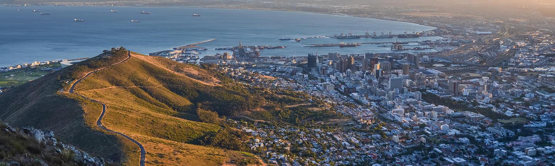 Stopover in Cape Town
