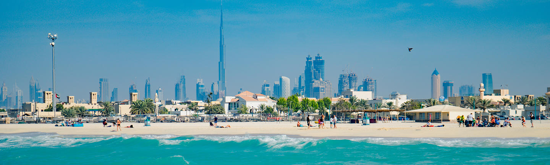 Stopover in Dubai