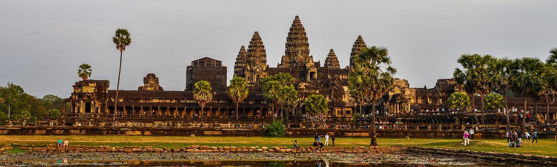 Stopover in Southeast Asia