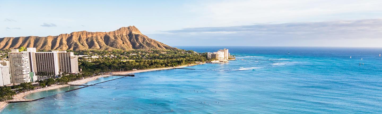 Stopover in Honolulu