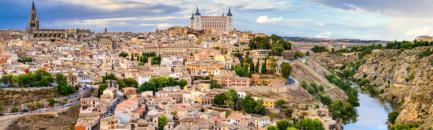 Wander the cobbled streets of Toledo with Insight Vacations