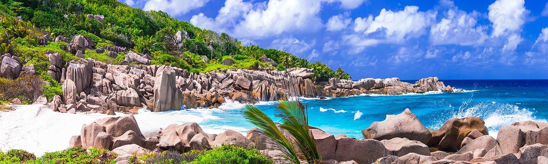 Seychelles flights