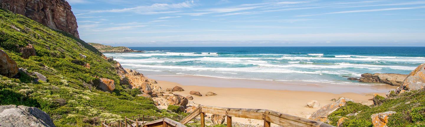 Robberg, Garden Route in South Africa