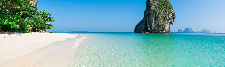 Railay Beach in Thailand