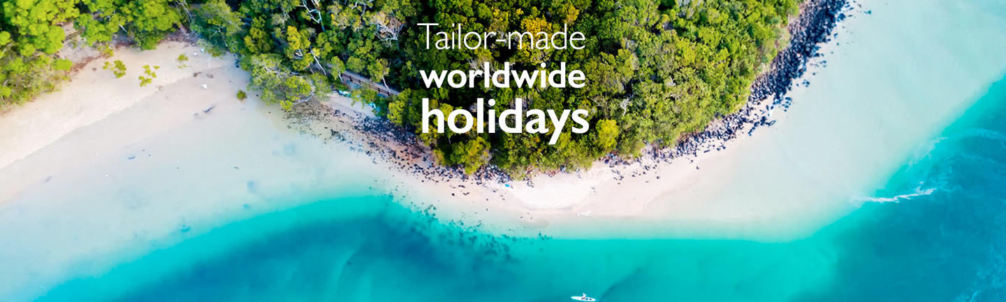 Tailor-made holidays with Flight Centre