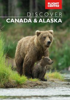 Canada & Alaska brochure