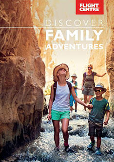 Family Adventures brochure