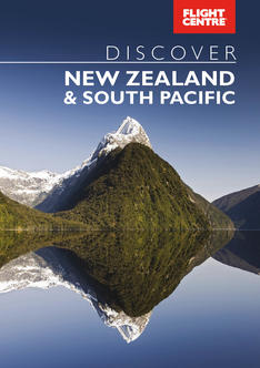 New Zealand and South Pacific brochure