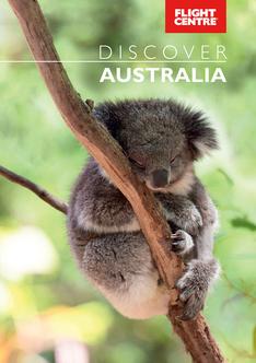 Australia 2017 brochure cover