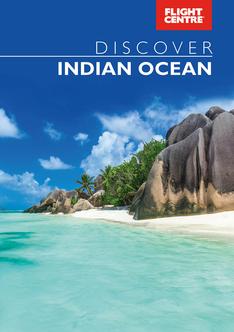 Indian Ocean brochure cover