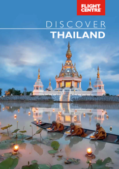 Discover Thailand brochure