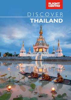 Discover Thailand brochure