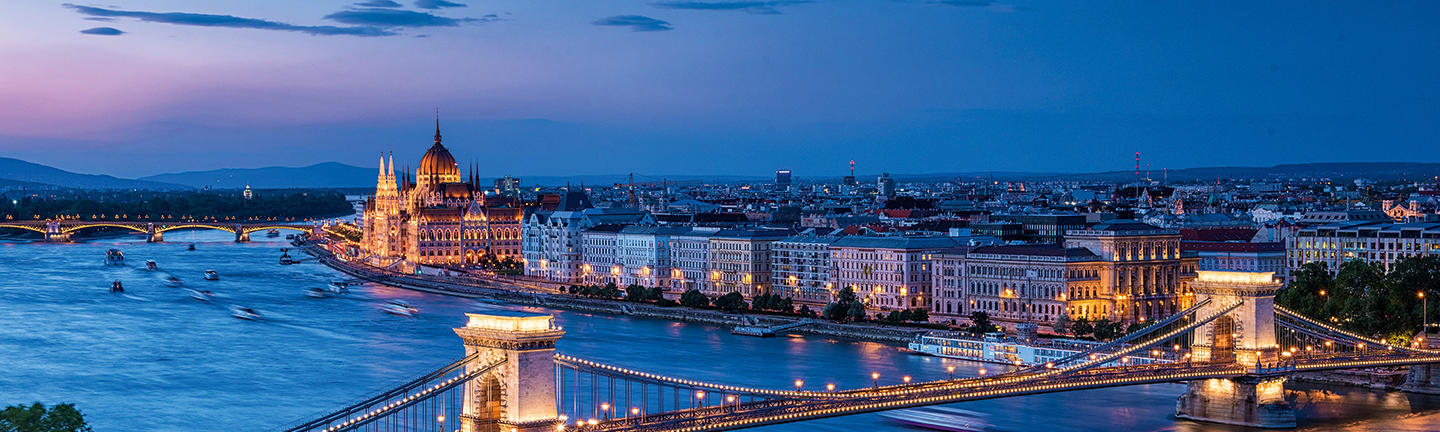 Luxury Imperial Europe Holiday
