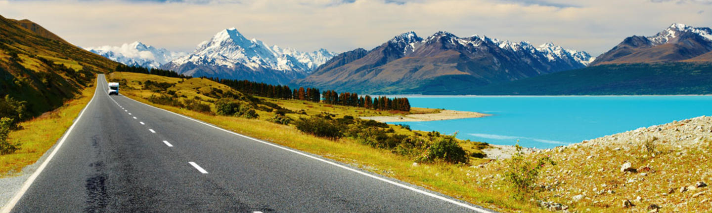 New Zealand by Campervan Holiday
