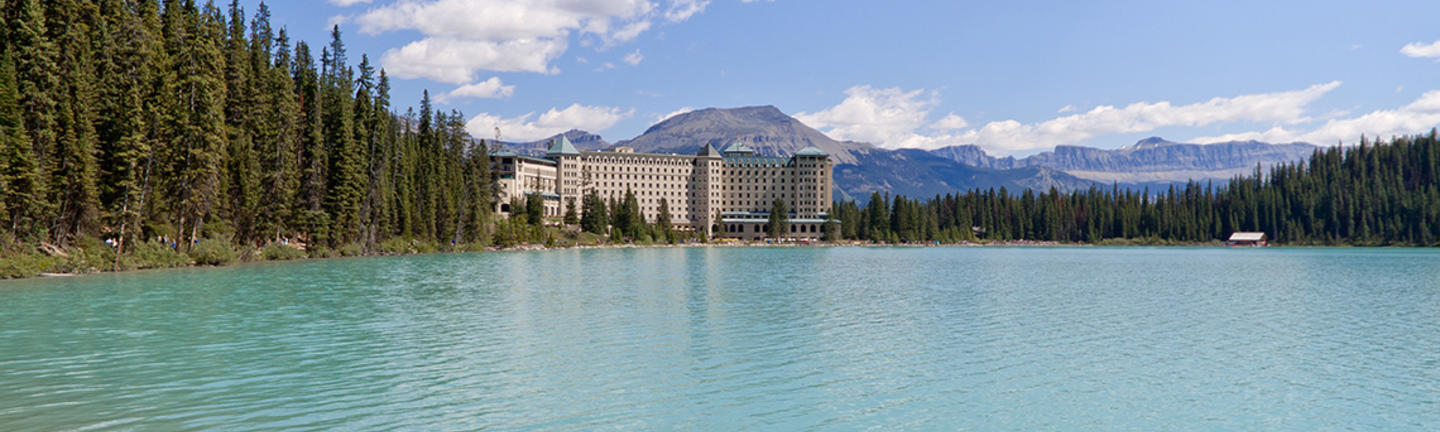Western Canada with Fairmont Hotels Holiday