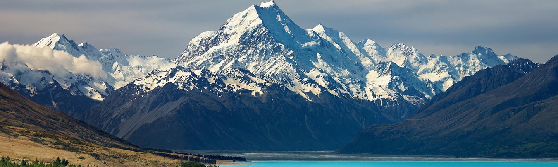 Aoraki Mt Cook, New Zealand