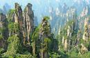 Rock Formations, Zhangjiajie, China